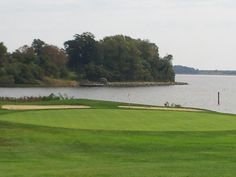 Rocky Point, Essex MD. Hole #11.