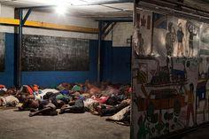 Street_Children_sleeping_at Foyer_Pere_Frank