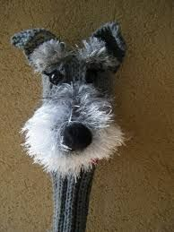 Resultado de imagen de golf head cover knitting pattern