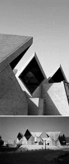 on something, onsomething Marko Mušič | Kolasi town hall, 1976...