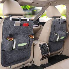 Multi-purpose Car Back Seat Organizer