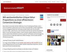 E-Commerce: Der Einsatz wertorientierter Unique Value Propositions