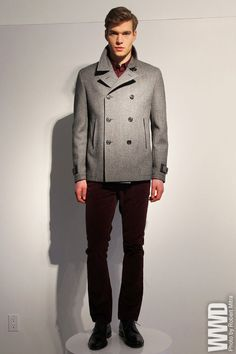Elie Tahari Men's RTW Fall 2013