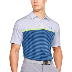 79581b049 Under Armour Playoff Print Polo | PGA Tour Superstore Under Armour, Polo  Ralph Lauren