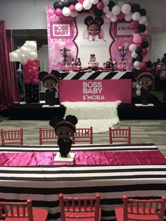 Exotic Events's Birthday / Boss Baby - Photo Gallery at Catch My Party 10th Birthday Parties, Baby 1st Birthday, Birthday Bash, Boy Birthday Pictures, Boss Baby, Baby Shower Gender Reveal, Party Themes, Party Ideas, Baby Party