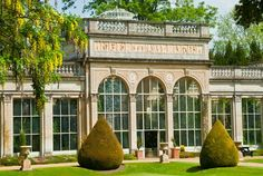 newby hall orangeries images - Google Search