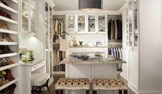 15 Elegant And Efficient Walk-in Closet Ideas - Top Inspirations