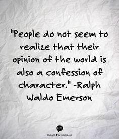 quote. ralph waldo emerson