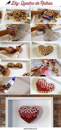 Hoje o WSI trouxe 10 inspirações para você decorar a casa e a mesa usando a cortiça.