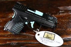 Springfield XD-S 9mm Cerakote FOGcerakote.com