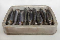 'BoÎte des sardines' (1971) by French designer & sculptor François-Xavier Lalanne (1927-2008). via Animalarium: Voilà Les Lalanne