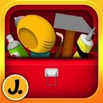 """Toy Repair Workshop #appreview by Fun Educational Apps: """"…really cool game app that will free your kids imagination but also help them realise that whatever they do can make a kids happy or sad!""""  Read more: http://www.funeducationalapps.com/2013/11/toy-repair-workshop-top-fun-interactive-game-app-for-toddlers-and-kindergarten.html"""