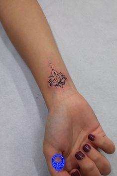 Lotus Tattoo, Piercings, Tattoos, My Images, Small Girly Tattoos, Wrist Tattoo, Piercing Tattoo, Gorgeous Tattoos, Artists