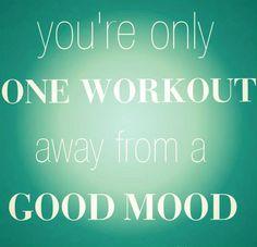 Heb je ook wat motivatie nodig om te gaan hardlopen? Denk dan hieraan, je WEET dat het waar is!! Like for a GOOD MOOD!