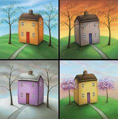 winter spring summer fall | Paul Horton - Summer / Autumn / Winter / Spring