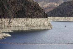 The Colorado River's volume has dropped more than 19 percent during a drought gripping the region since 2000, and a shortage of rain and snow can account for only about two-thirds of that decline, according to hydrology researchers Brad Udall of Colorado State University and Jonathan Overpeck of the University of Arizona.