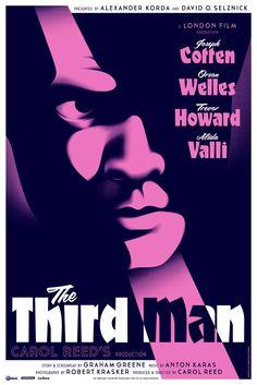 El tercer hombre del cartel de película