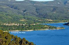 Camping les Pins, Les Salles sur Verdon Camping Les Pins, Camping 4 Etoiles, Moustiers Sainte Marie, Le Moulin, Provence, Nature, Photos, River, Outdoor