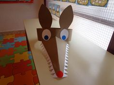 Wolf Costume, Opening Day, Conte, Toddler Activities, Fairy Tales, Crafts For Kids, Costumes, Halloween, Kites