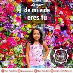 Lo mejor de mi vida eres tú #MiamiPhotoStyle ________________________________________________ #miami #florida #eldoral #actitud #motivation #lunes #itsmonday #monday #happy #inspire #photomiami #miamistyle #beatrizpirela #fotografía #photographer #fotografía