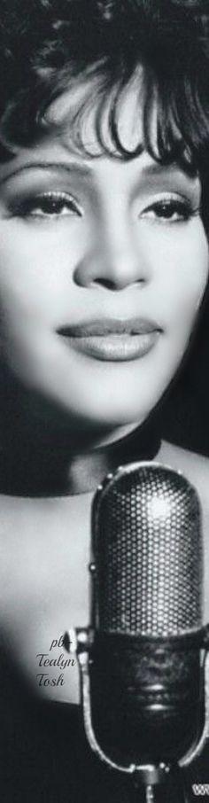 Whitney Houston❇Téa Tosh