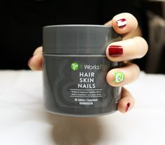 you need for the most fabulous nails are the perfect nail polish colour and Hair Skin Nails! Fabulous Nails, Perfect Nails, Itworks Hsn, Nail Polish Colors, Polish Nails, Exfoliating Peel, My It Works, Hair Skin Nails, Healthy Skin