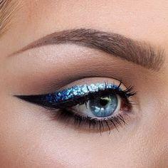Trendy Makeup Tutorial Eyeliner Wings Make Up Ideas Makeup Goals, Love Makeup, Makeup Inspo, Makeup Art, Makeup Inspiration, Makeup Tips, Hair Makeup, Makeup Eyeshadow, Eyeshadow Palette