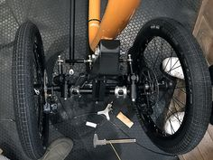Reverse Trike, Third Wheel, Cargo Bike, Bike Design, Electric Scooter, Cars And Motorcycles, Bicycle, Toys, Building