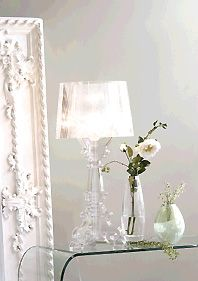 Kartell Bourgie Lamp obsession .....  Clear ....