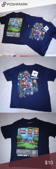 Kids Roblox Cartoon Boys Girls Christmas T Shirt Tshirt Xmas Game 7 To Enjoy High Reputation In The International Market T-shirts, Tops & Shirts