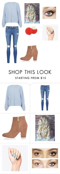 """""""Iceskating Date Night"""" by fashionista-dxliv on Polyvore featuring Rodebjer, Frame Denim, River Island, Eos, Charlotte Tilbury, women's clothing, women, female, woman and misses"""