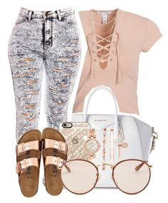 """"""" Hope that Love had a happy ending """" by mindlesspolyvore ❤ liked on Polyvore featuring NLY Trend, Casetify, TravelSmith, Anne Klein, Ray-Ban and Forever 21"""