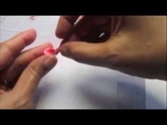 Comment faire une rose toute simple en pâte fimo ?   perles, bracelets brésiliens, Fimo de tout sur ce site !