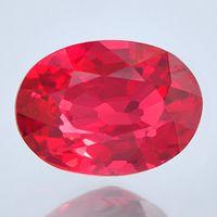 1.13ct hot little Burma red spinel; gem.