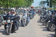 Feriado marca início do Salão Moto Brasil