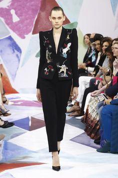 Schiaparelli Couture Fall Winter 2016 Paris