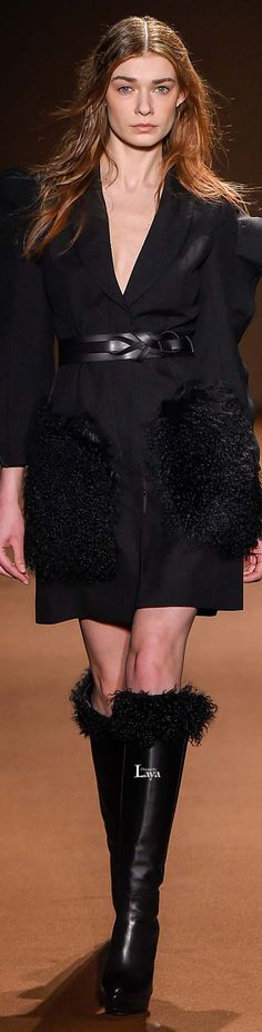 Andrew Gn Fall 2015 Ready-to-Wear