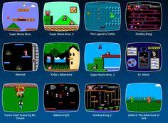 Mini NES. La nostalgia se mide en bits. Fnac.es Nostalgia, Nintendo, Classic Video Games, Donkey Kong, Super Mario Bros, Legend Of Zelda, Mini, Balloons, Adventure