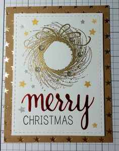 Just Stamp It!: More Christmas Cards