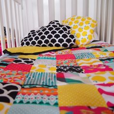 Jazminbell | Baby | Blankets, Quilts & Taggies | Quilt - Yellow - Handmade Emporium