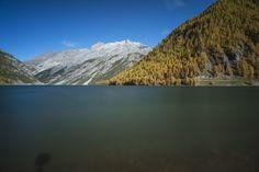 Lago di Livigno, Italien