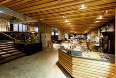 Pourquoi les Starbucks de Québec ne sont-ils pas aussi beaux? :(