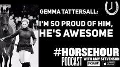Gemma Tattersall at Badminton 2016