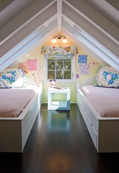 attic bunk room Darren Helgesen architect | by The Estate of Things