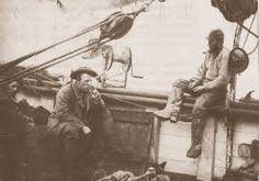 nansen - Da Nansen svingte hatten på Ålesund havn.