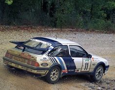 Sport Cars, Race Cars, American Car Companies, Old American Cars, Rally Raid, Ford Sierra, Ford Capri, Ford Escort, Ford Focus