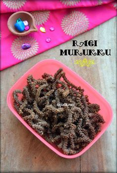 Ragi Murukku/Ragi Chakli/Finger Millet Murukku  http://www.upala.net/2017/02/kelvaragu-murukkuragi-chaklifinger.html