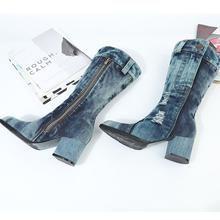 Yivette Botas Black Round Toe Chunky Heel Vintage Botas – yivette Chunky Heels, Toe, Casual, Vintage, Black, Fashion, Zapatos, Boots, Woman Clothing