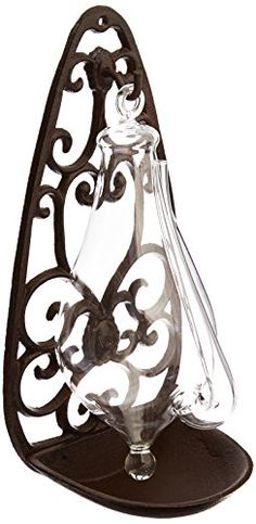From 17.99:Thunder Glass Barometer With Cast Iron Wall Mount
