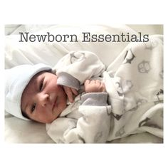 The Truth About What You Need and Don't Need For Life With a Newborn- Newborn Essentials, Baby Checklist, Infant Checklist, Minimal Mom, Best Baby Checklist